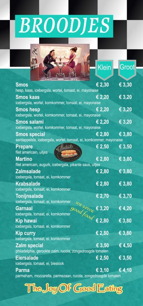 IJscasino broodjes